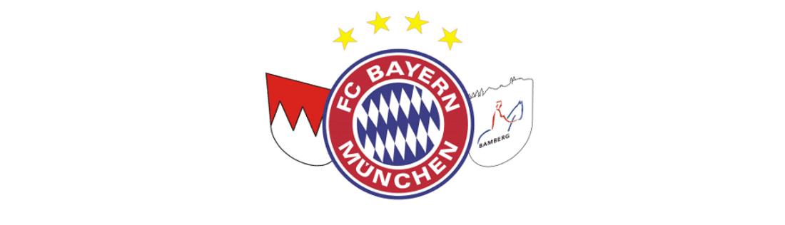 "FC Bayern Fanclub-Vereinigung ""Rot Weiss Bamberg"""